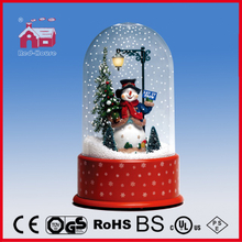 (P23036K) Snowman Christmas Crafts with LED Lights