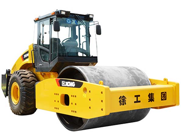 XCMG XS263 Single Drum Vibratory soil compaction roller
