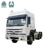 SINOTRUK HOWO 6x4 Tractor Truck with two Sleepers