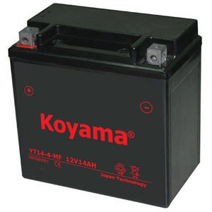 Yt14-4-Mf Sealed Maintenance Free Battery 12V SMF Powersport Motorcycles Scooters Atvs