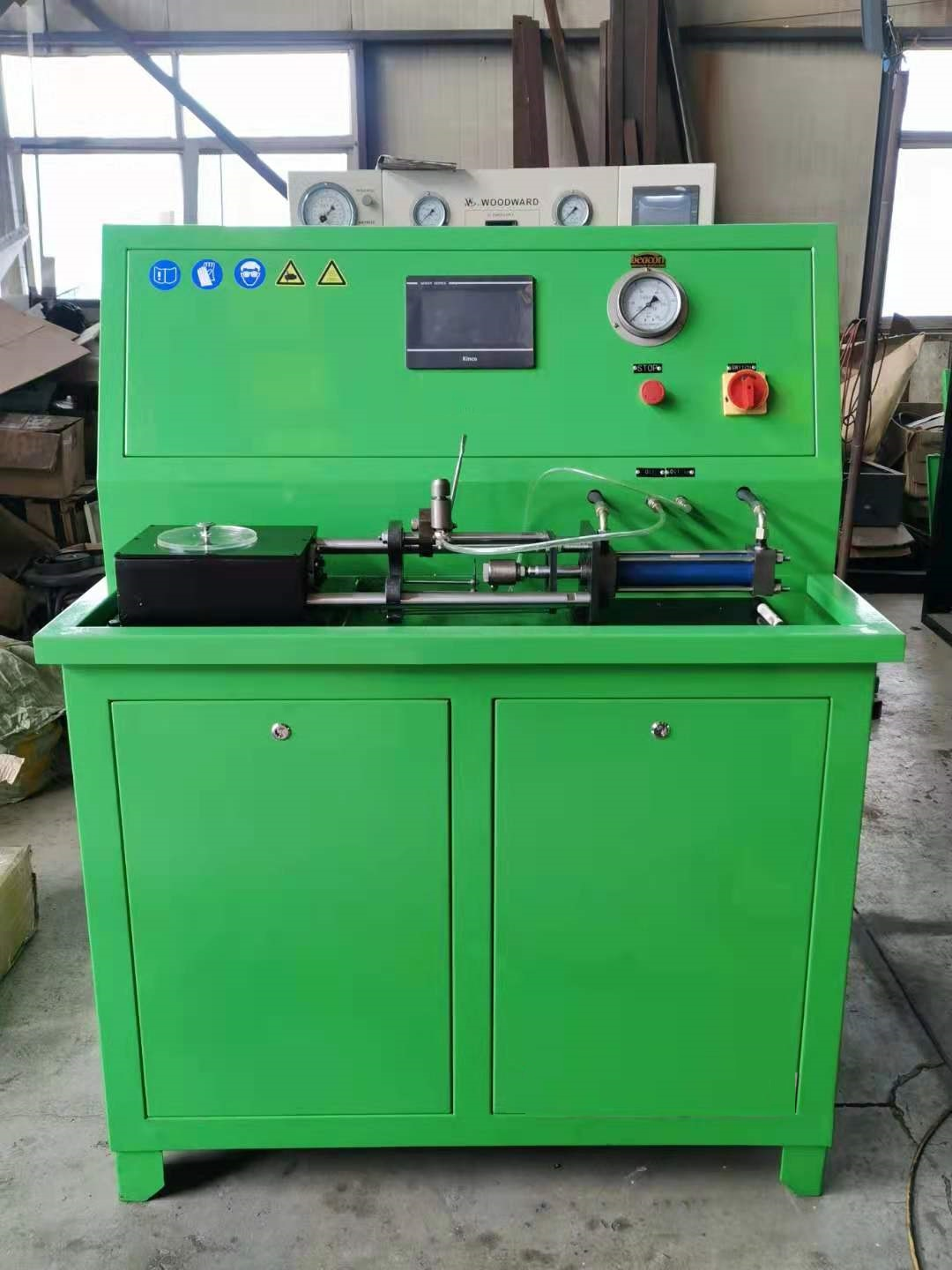 PT411 PT Cummins Injector Test Bench