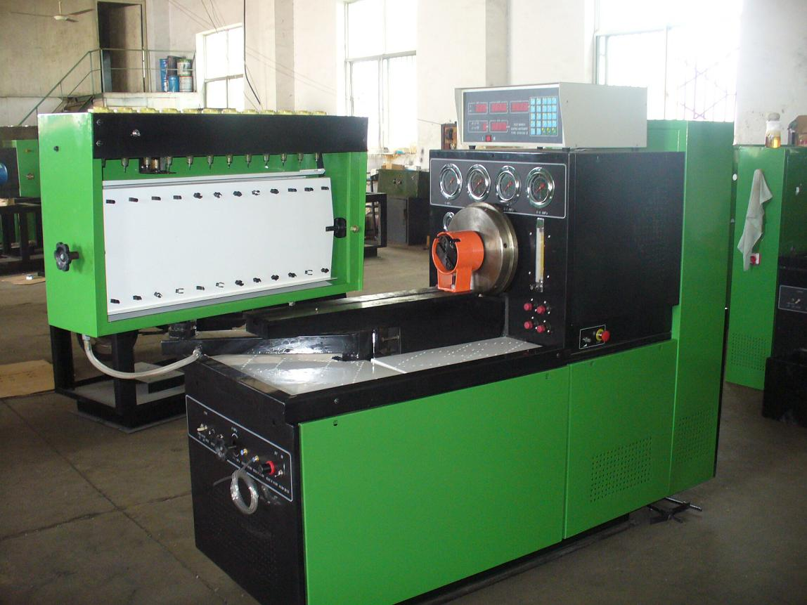 12PSDW Diesel Pump Test Bench Export to Africa