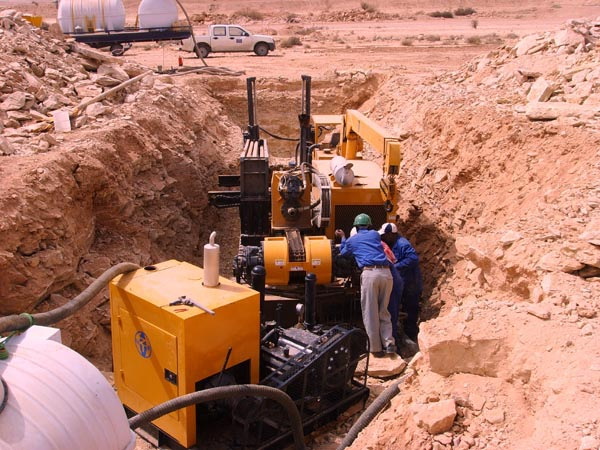 XZ200 XCMG Horizontal directional drill Export to Saudi Arabia