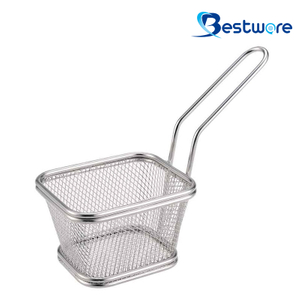 Mini Serving Basket