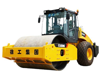 XCMG XS203 Single Drum Vibratory compact road roller manufacturer