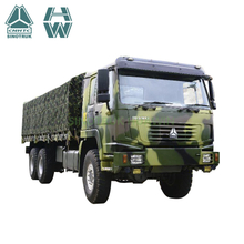 HOWO 6x6 All-wheel Drive Cargo Truck