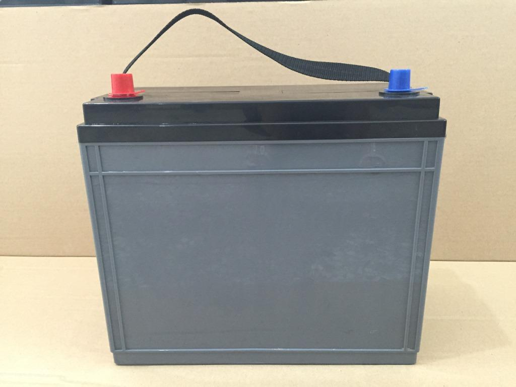 12V135AH Deep Cycle Gel Battery DCG135-12AP for trailers