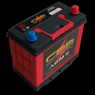 12V 30ah LiFePO4 Lithium Starter Battery AGM Car Battery LFP55b24L