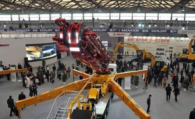 China's construction machinery export champion: revenue in overseas markets exceeded 10 billion