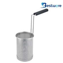 Cylindrical Stainless Steel Pasta Basket - BTW60S59-304