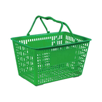 38L Double Handle Shopping Basket B-40B
