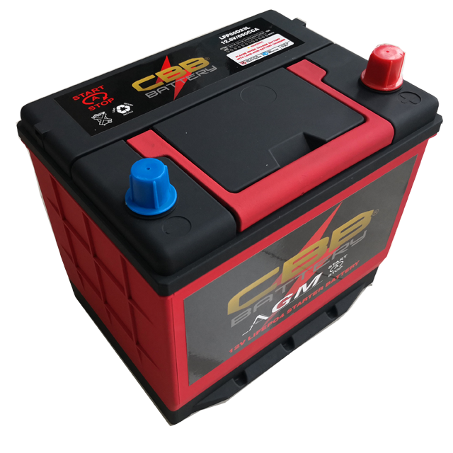 12V 30ah LiFePO4 Lithium Car Battery LFP80D23L