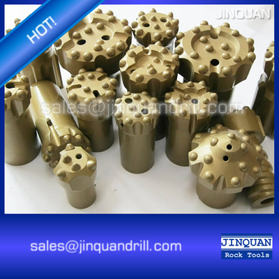 64mm T38 Thread Tungsten Carbide Button Bit