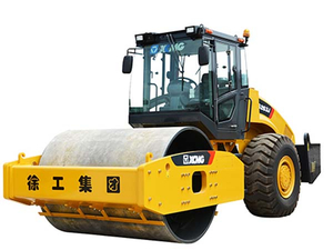 XCMG XS263J Single Drum Vibratory road roller compactor