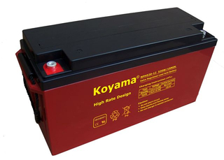 High Rate AGM Battery