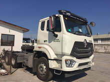 SINOTRUK HOWO E7G 6x4 Tractor Truck for Africa