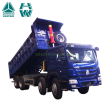 Sinotruck HOWO 8X4 Front tipping Dump Truck for sale
