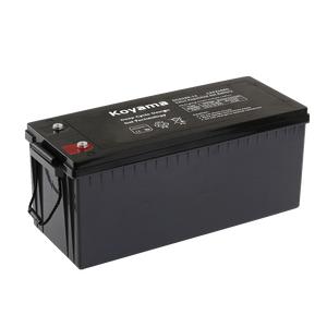 12V220AH Deep Cycle Gel Battery DCG220-12 high capacity