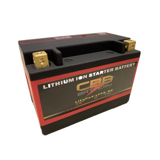 12.8V 6ah Lithium Lon Battery LiFePO4 Motorcycle Storage Battery LFP9-BS