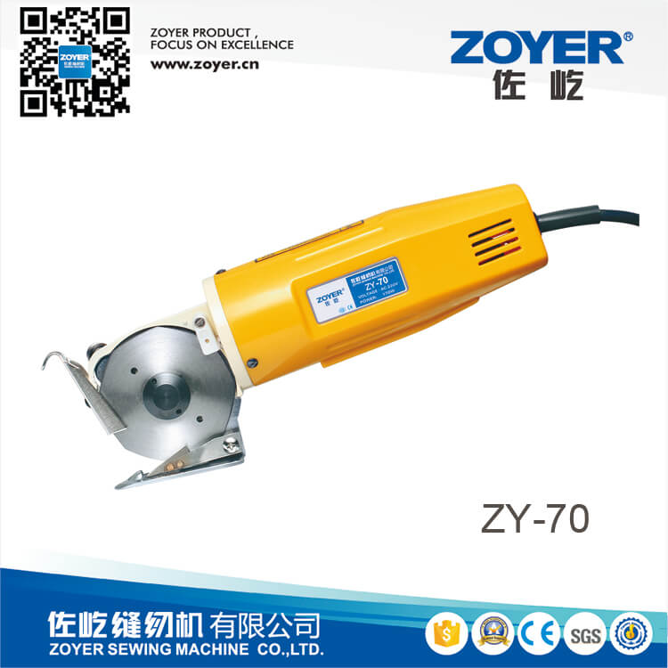 ZY-70 Zoyer portable round cutting machine