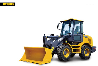 XCMG LW180KV Wheel Loader