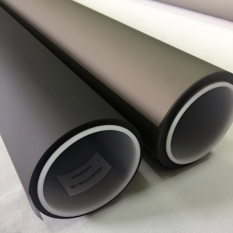 Natural Black Rear Projection Film