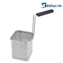 Single Handle SS Pasta Basket (Square) - BTW60S558