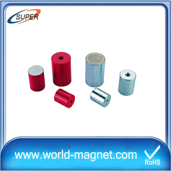 Customized U Shaped Sintered Alnico Magnet