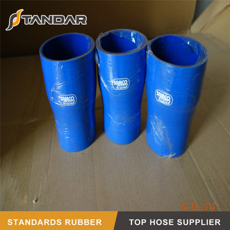 Auto Blue Silicone Hose for Coolant and Turbocharger.jpg