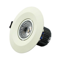 13W Gimbal COB Downlight (DL9960)