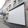350 Inch Large 16:10 Ratio Projector Electric Tab Tension Projection Screen With Remote