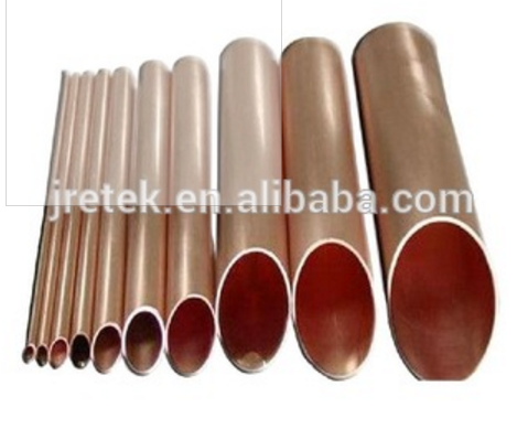 Hot salts Straight Copper Tube
