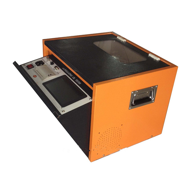 Fully Automatic Insulating Oil Dielectric Strength Tester DYT-2