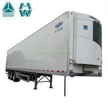 SINOTRUK Refrigerator Semi Trailer with high quality for sale