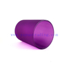 Popular 620ml Purple Empty Glass Candle Holder