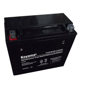 Ytx20-BS-Mf Sealed Maintenance Free Battery 12V SMF Powersport Motorcycle Scooters Atvs