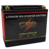 12.8V 10ah Lithium Ion Motorcycle Battery LFP20L-BS