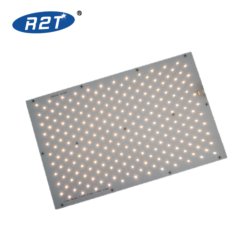 R2T 2019 Newest Full Spectrum LED Horticulture board growing light