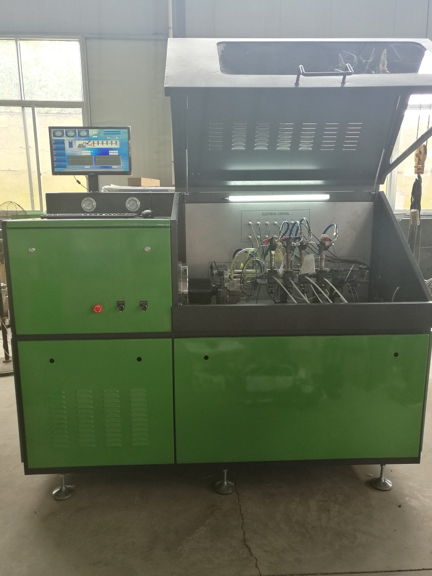 FOTMA Common Rail System Test Bench, New Design