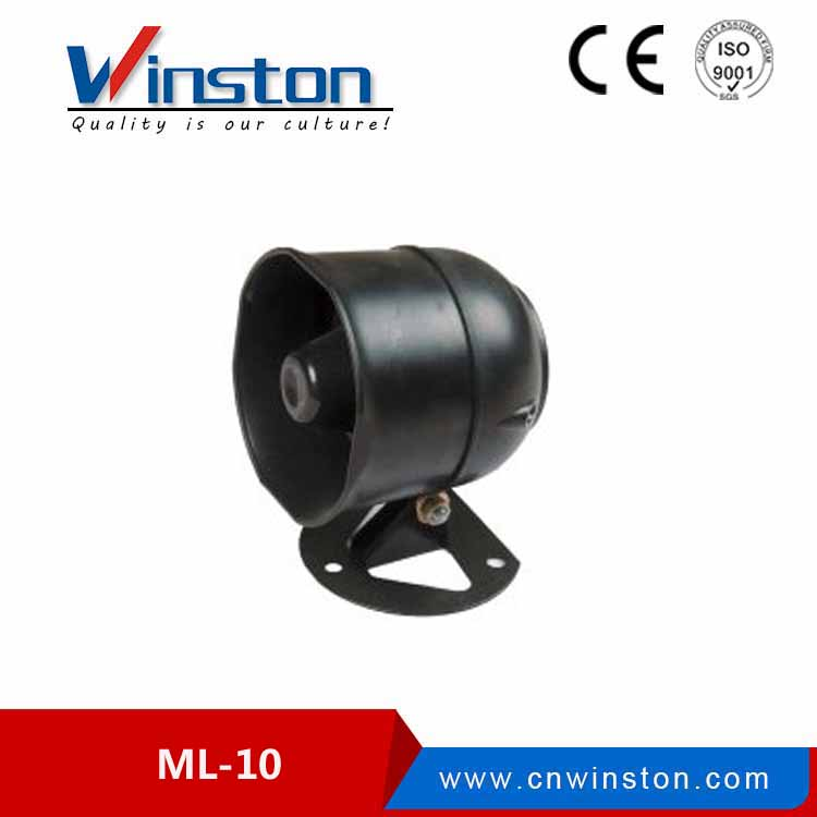 Alarma de coche manual ML-30 de 8 tonos fabricada en China