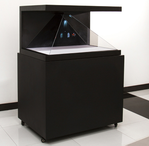 "Full HD 42"" Holographic Display 3D Pyramid"