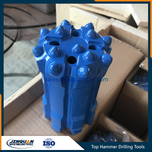 Button Bits T51-D89mm Retract Drop Center