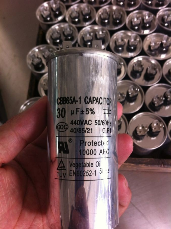 Run Polypropylene Capacitors with best price and big quantity supplying