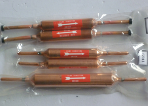 Welded Copper Filter Drier For Refrigerator