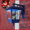 (LW40045K-B) Unique Blue Color Decorative Wall Lamp for Holiday