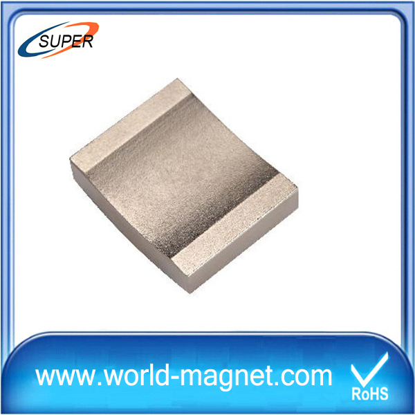 High Strength Arc Neodymium Magnet