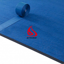 Carpet flexi roll mat