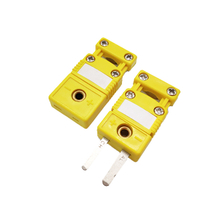 Miniature connector with plastic clamp ZZ-M09C