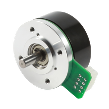 Outer Rotor Brushless DC Motor 75mm