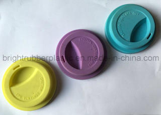 Customized Colored Silicon Cup Lid